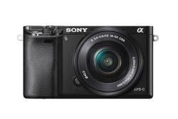 Sony α6000 black