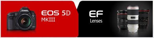 Cashback Canon EOS 5D