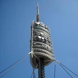 Barcelona. Torre de Collserola