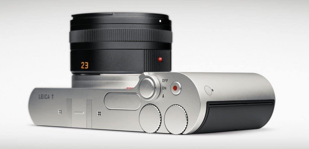 Leica T_silver