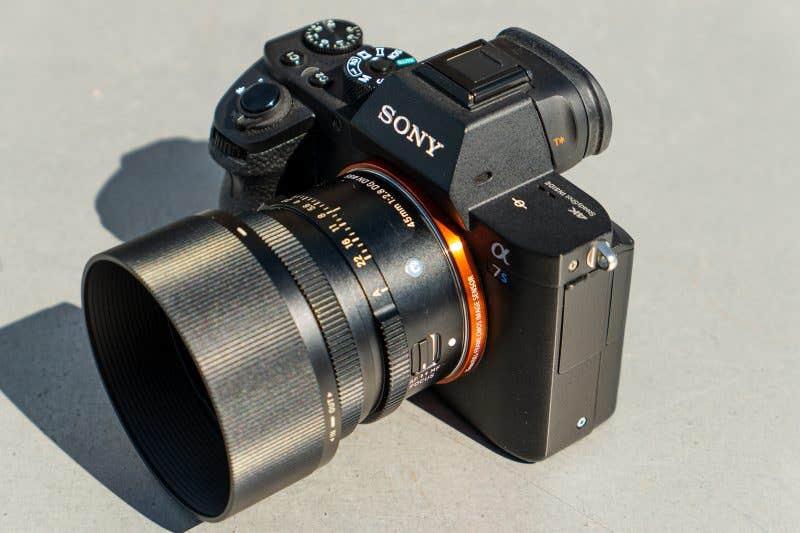 SIGMA 45mm F2.8 DG DN | Contemporary