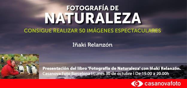 Fotografía de Naturaleza - Iñaki Relanzón
