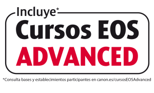Cursos Canon EOS Advanced