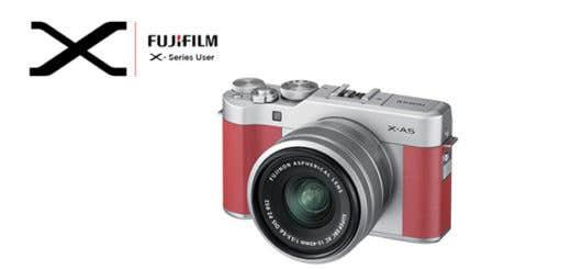 fujifilm x-a5 15-45