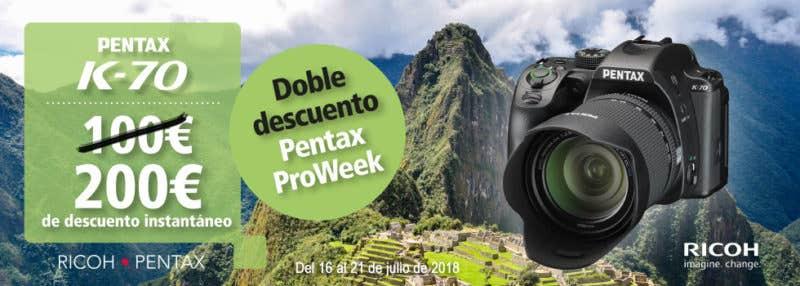 Pentax&Ricoh PROWEEK
