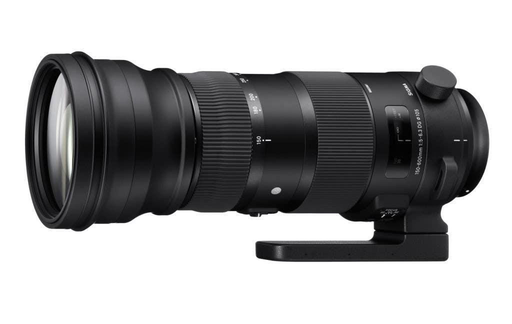 Sigma 150-600mm-F5-6.3-DG-OS-HSM-S