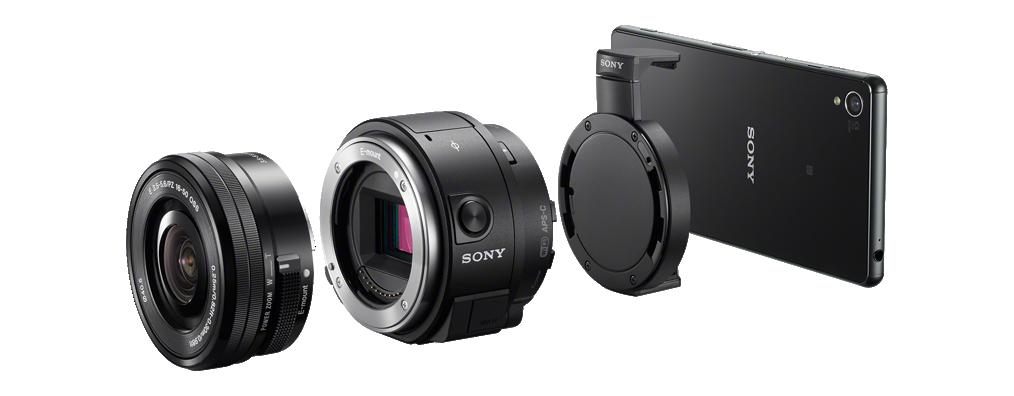 Sony ILCE-QX10