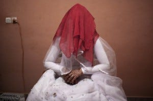 A TRADITIONAL BERBER BRIDE, por Pau Barrena