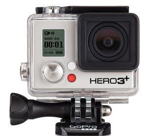 Cámara todoterreno GoPro Hero 3+