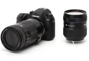 Samsung NX1 con 16-50mm F2,8 OIS y 50-150 F/2.8 OIS