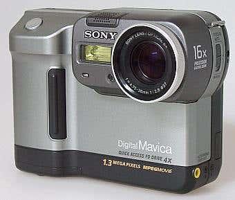 Sony FD88