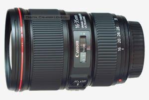 Canon EF 16-35/4 L IS USM Digital Camara Lens