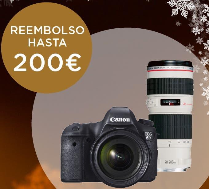 Cashback Canon 2014