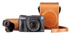 Canon Powershot G1X Kit Premium