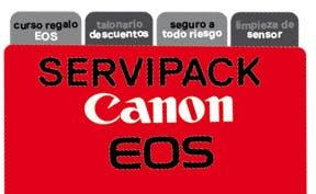 Servipack Canon EOS