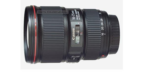 Canon EF 16-35/4 L USM