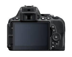 Nikon D5500 back