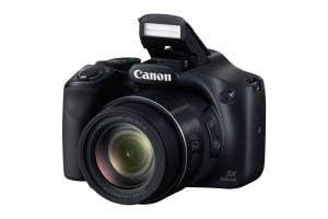 Canon PowerShot SX530 HS Flash up