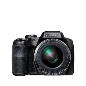 Fujifilm FinePix S9800 Black front
