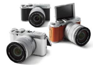 Fujifilm X-A2 colors