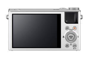 Fujifilm XQ2 White back