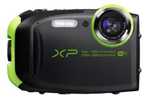 Fujifilm XP80 Black Front
