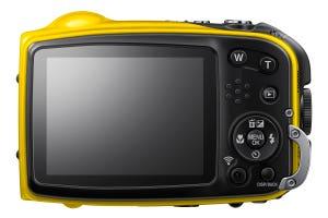 Fujifilm FinePix XP80 Yellow Back