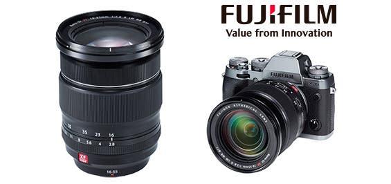 Fujifilm XF 16-55/2.8