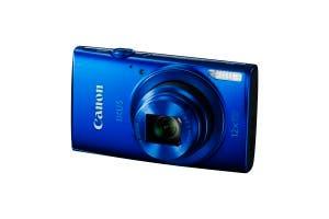 Canon IXUS 170 blue front
