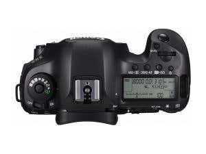 Canon EOS 5DS top