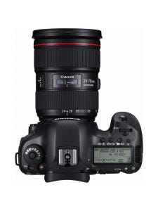 Canon EOS 5DS R 24-70 top