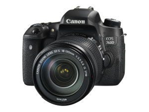 Canon EOS 760D EF-S 18-135 IS STM FSL