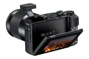 Canon EOS M3 EF-M 55-200 STM back
