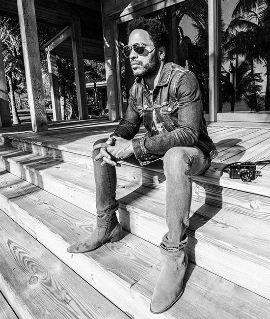 Leica Lenny Kravitz