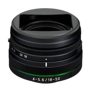 Pentax HD DA18-50