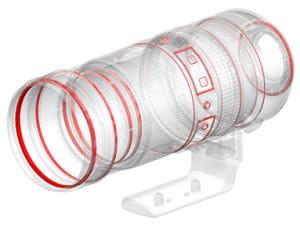 HD PENTAX-D FA 150-450mmF4.5-5.6 ED DC AW esquema sellado