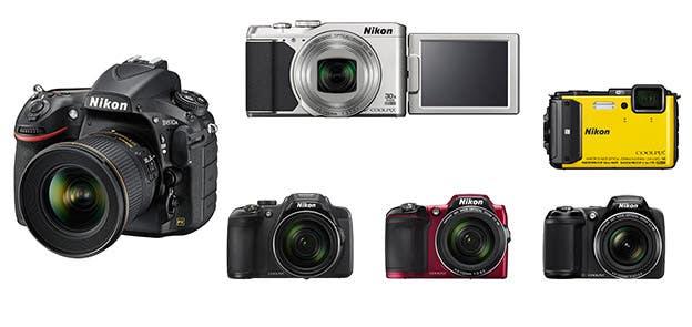 Nuevas Nikon
