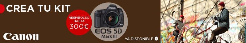 Canon cashback 5D Mark III