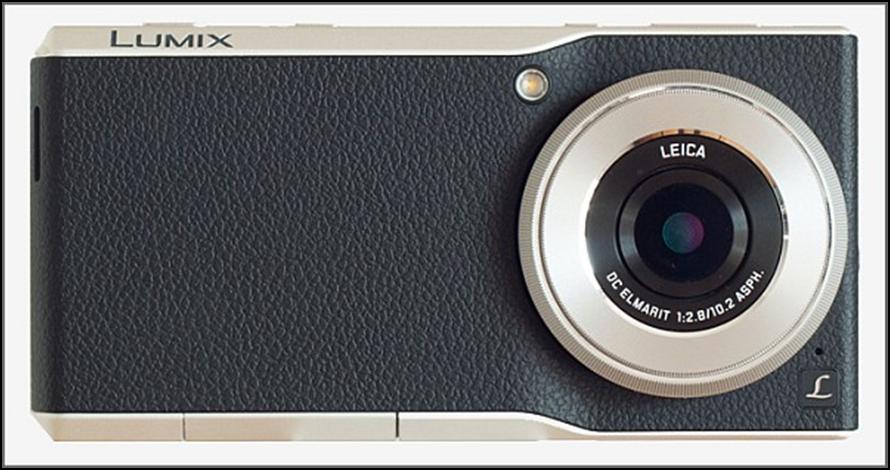 Reverso Panasonic  LUMIX DMC-CM1