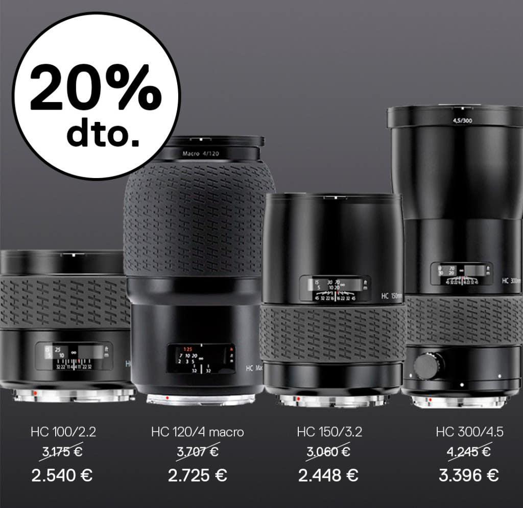 Oferta Hasselblad 20%