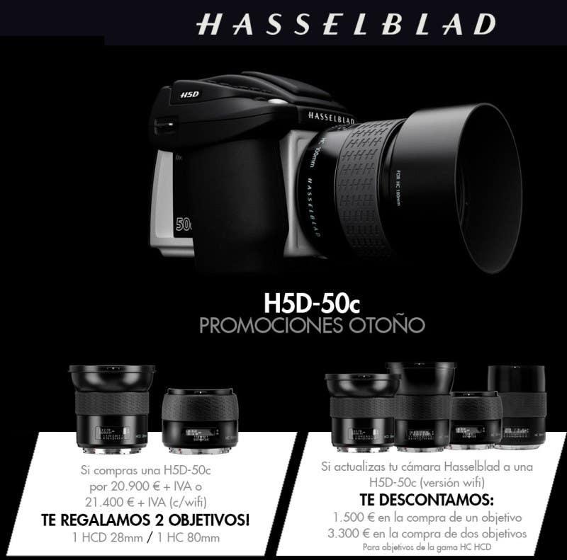 Promoción Hasselblad H5D-50c