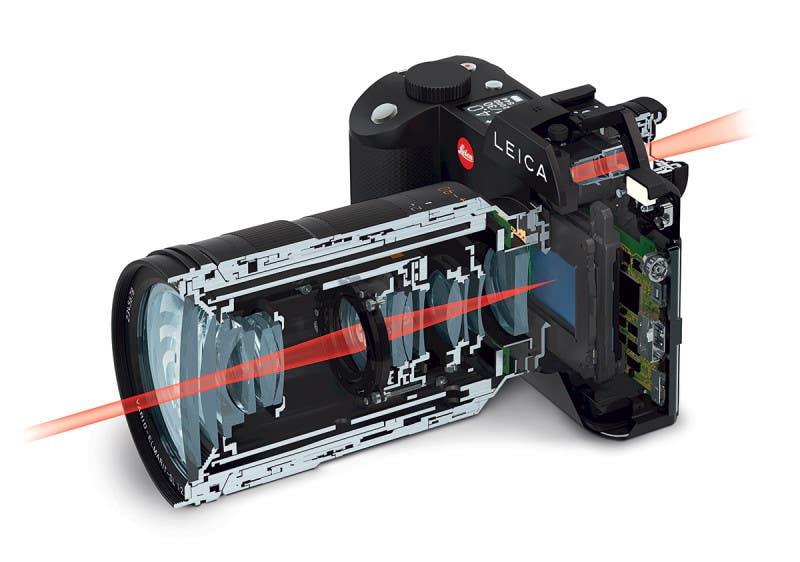 Leica SL Typ 601
