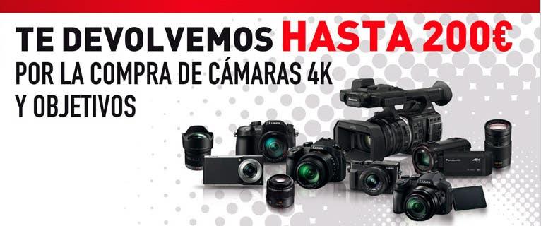 Promo Lumix 4K