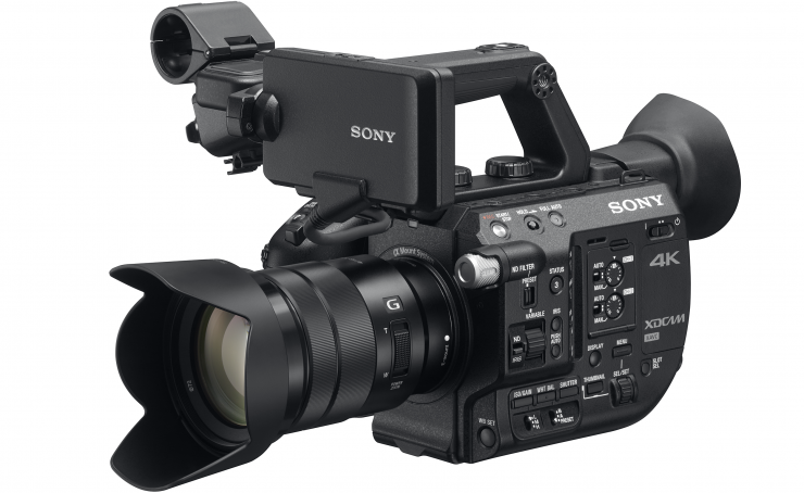 Sony fs5 hfr
