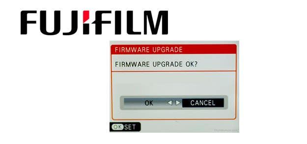FirmwareFujifilm
