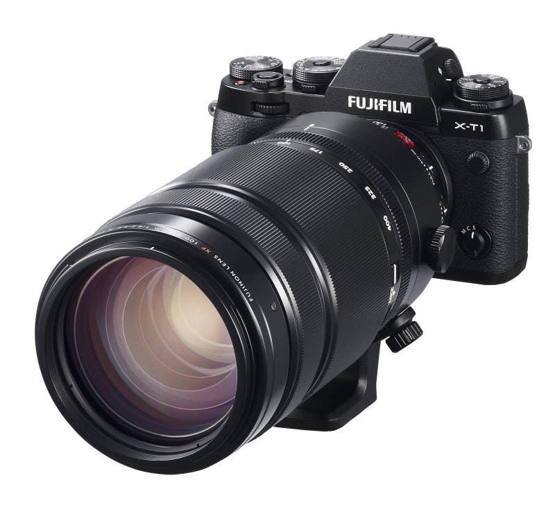 Fujifilm XF100-400