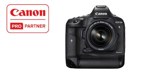 Canon EOS 1-DX Mark II