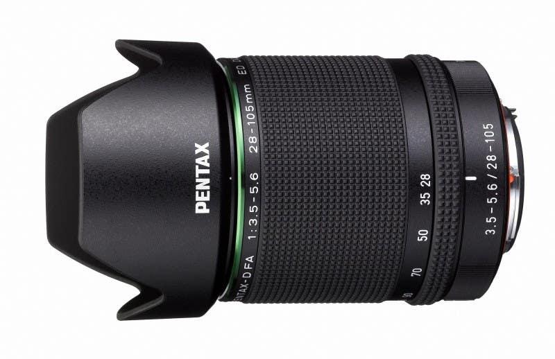Pentax D FA 28-105 f2.8