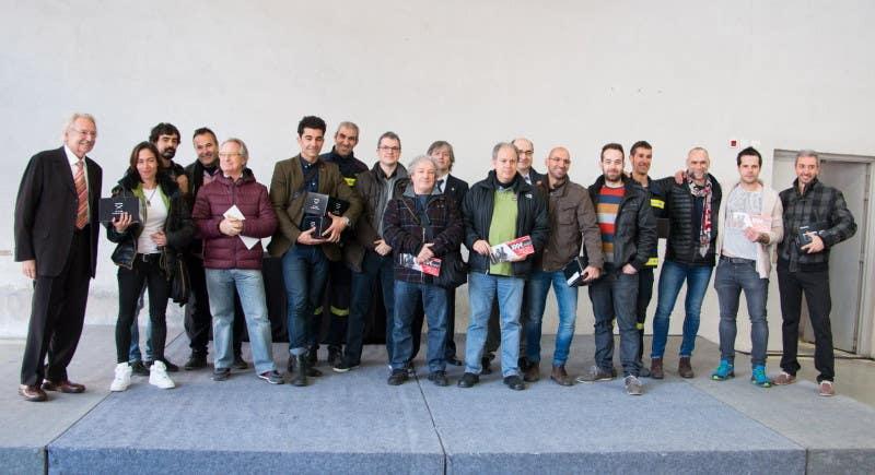 Entrega premios 1er Concurs Bombers Barcelona_9394