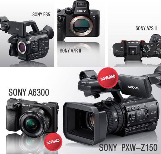 camaras-sony-video-pro